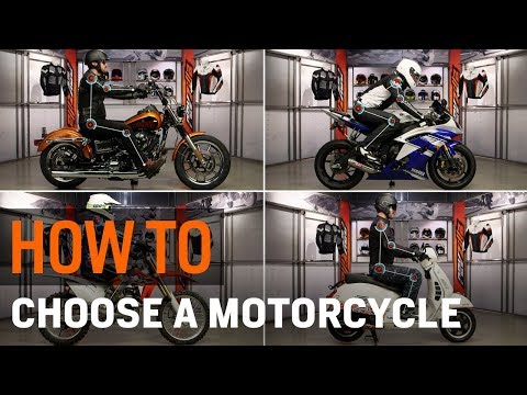 Motorcycle Types for Beginners - How to Choose at RevZilla.com - UCLQZTXj_AnL7fDC8sLrTGMw