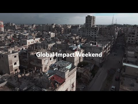 Gateway Global Impact Weekend Service