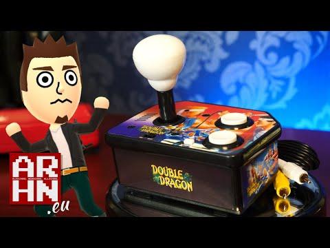 Mini Arcade Stick z Double Dragon (2018) | Rupierciarnia