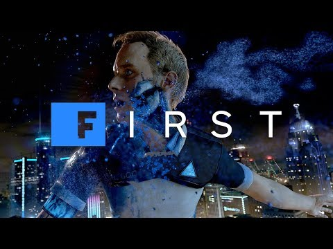 Detroit: Become Human DEMO - Behind the Scenes With David Cage - IGN First - UCKy1dAqELo0zrOtPkf0eTMw
