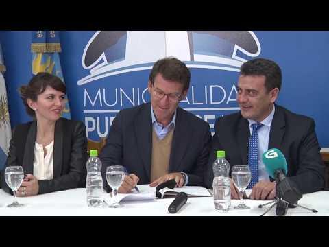 """""""Se generó un vínculo comercial y económico muy importante para Puerto Deseado"""""""