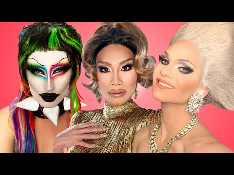 "The Queens Of Season 13 Of ""RuPaul's Drag Race"" Play Who's Who"