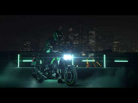 New Kawasaki Z900 MY20 - Official Video