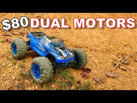 RC Truck with Two Motors & 4WD - GPTOYS S920 - TheRcSaylors - UCYWhRC3xtD_acDIZdr53huA