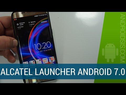 Descarga la nueva versión del Launcher de Alcatel para cualquier Android
