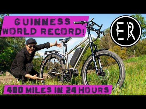 GUINNESS WORLD RECORD E-BIKE!!! Watt Wagons Ultimate Commuter Pro electric bike review