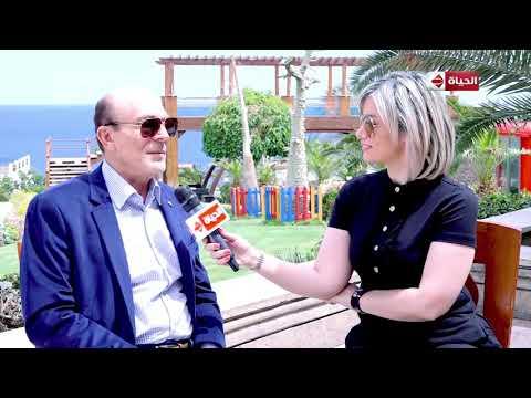 عين - لقاء خاص مع محمد صبحي على هامش مهرجان المسرح الدولي للشباب