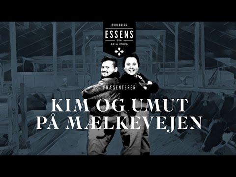 Kim og Umut på mælkevejen