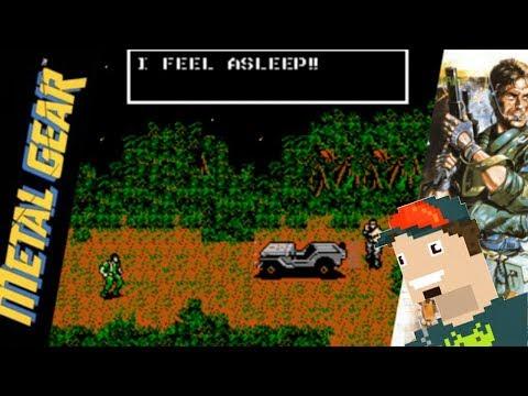 Metal Gear NES || Hazme Recordar