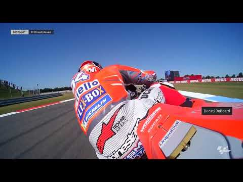 Dutch GP: Ducati OnBoard