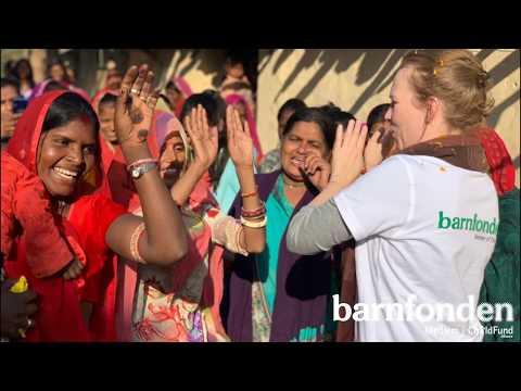Projektresa till Indien 2019