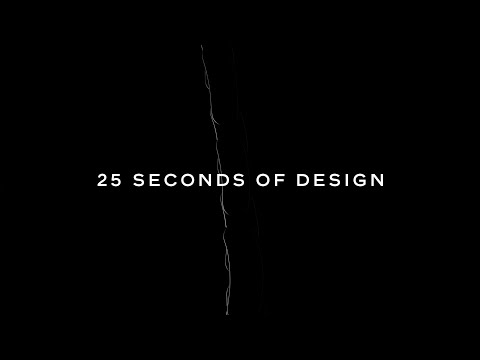 THE NEW J12. IT'S ALL ABOUT SECONDS - 25 SECONDS OF DESIGN
