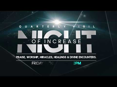 Night of Increase