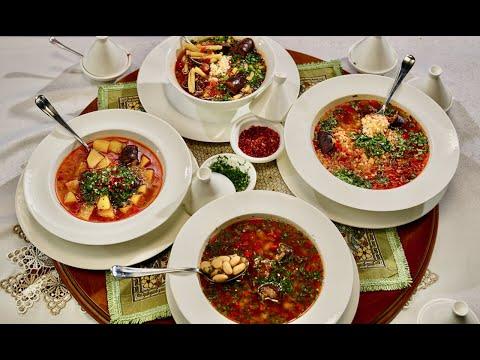 Суп с колбасой 2*2=4  |  Школа Сталика Ханкишиева