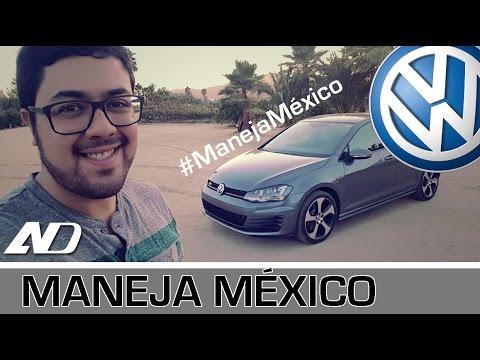 Detrás de cámaras #ManejaMéxico con Volkswagen - Vlog