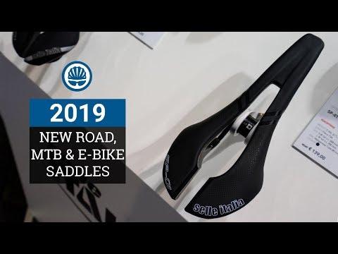 Selle Italia 2019 - New Road, MTB & E-Bike Saddles