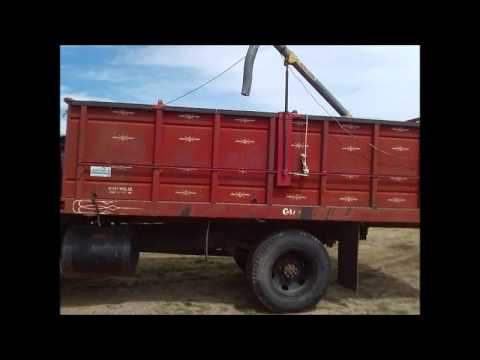 1966 Ford F600 grain truck for sale | no-reserve Internet auction May 3, 2017