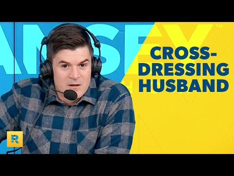 My Husband Cross-Dresses, Should I Stay Married?