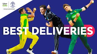 UberEats Best Deliveries of the Day | AFG v PAK and AUS v NZ | ICC Cricket World Cup 2019