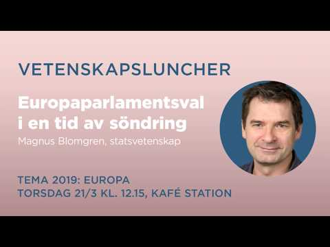 Livestream från Umeå universitet