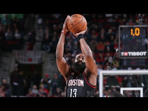 Houston Rockets Break Single-Season 3-Point Record | March 30, 2017