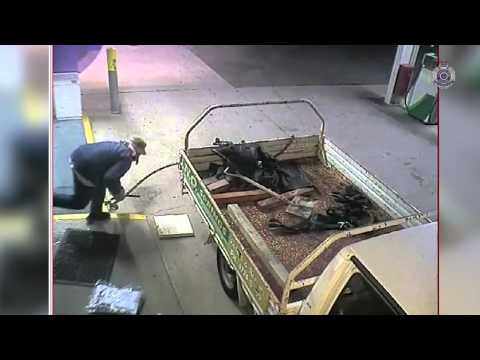 Attempted ATM theft, Townsville