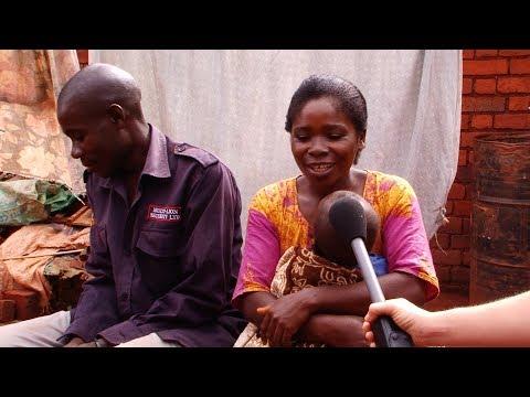 Gandencia og Jessica sojafarmere i Tanzania
