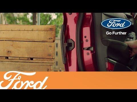Der neue Ford Fiesta - Türkantenschutz | Ford Austria