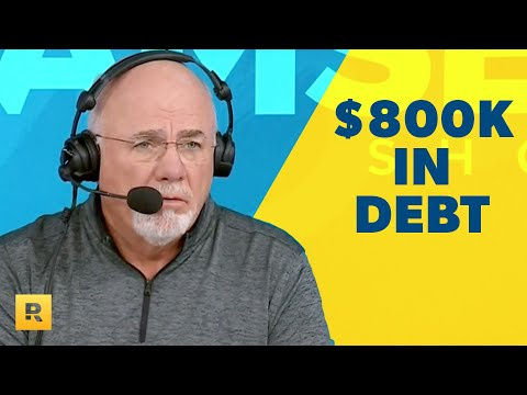 When Do I Pay Off My $800,000 Debt?
