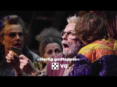Charlie og sjokoladefabrikken - Det Norske Teatret