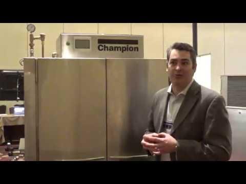 Champion 44 PRO Conveyor Dishwasher