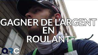VLOG | GAGNER DE L'ARGENT EN FAISANT DU VÉLO | UBEREATS [IMMERSION]