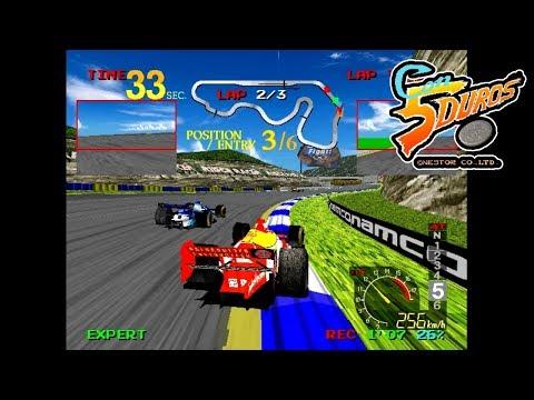 "ACE DRIVER: RACING EVOLUTION  - ""CON 5 DUROS"" Episodio 693 (1cc)"
