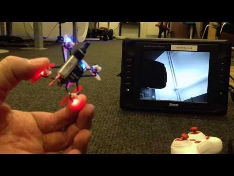 Worlds smallest micro micro FPV Quadcopter!! - UCK0M0PeFePVrneMqWRp7_2Q