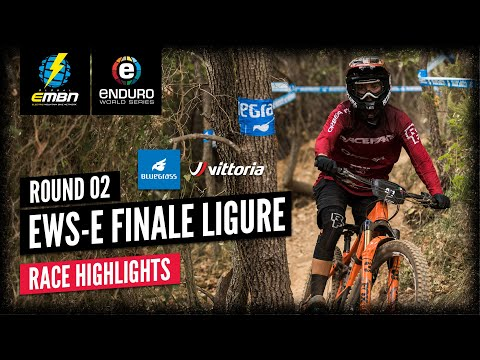 EWS-E Finale Ligure Full Highlights | E-Bike Enduro World Series 2021 Round 2