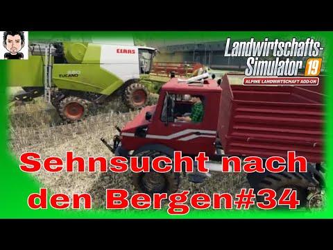 LS19 Sehnsucht nach den Bergen#34 Siloballen Verkauf Landwirtschafts Simulator 19