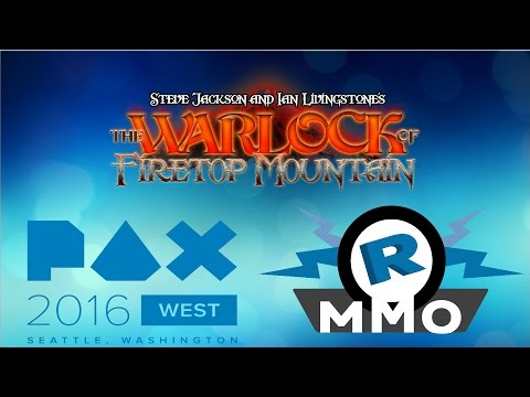 [PAX 2016] Warlock of Firetop Mountain Interview