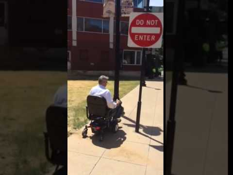 ADA Wheelchair for a Day