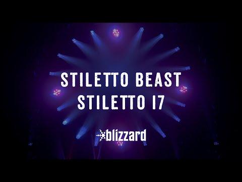 Blizzard Lighting's Stiletto™ Beast + Stiletto™ I7 Single Shot Show