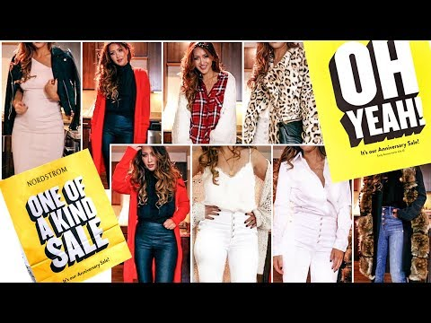 45 ELEGANT LOOKS & TRY-ONs #2 | NORDSTROM SALE HAUL  | HUGE CLOTHING TRY-ON | MW Hairstyles