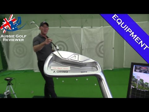 RICHO'S NEW IRONS | golf zero | A-GRIND BX-I PRO