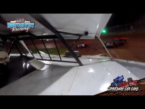 Winner #287 Sean Truelove - B-Sportsman Late Model - Mountain View Raceway 5-15-21 - InCar Camera - dirt track racing video image
