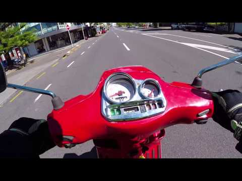 Scooter Sense - See it before it happens