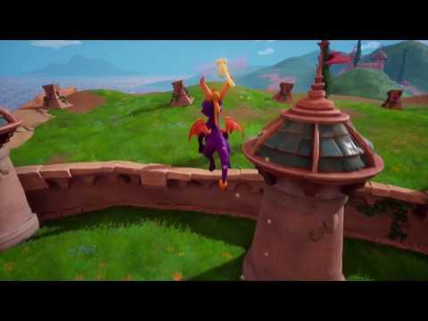 Spyro y Ratchet de PS4 en directo (RESUBIDO)