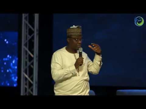 G1 Forum with Onyeka Akumah (CEO & Chairman, FarmCrowdy)  The Elevation Church