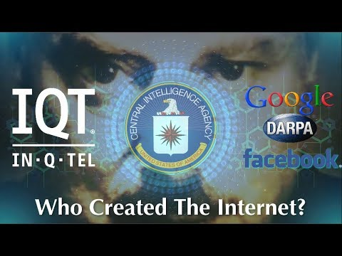 WARNING! You Can NEVER UNLEARN What You're About To See…WHO CREATED THE INTERNET & WHY!?