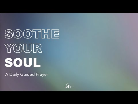 Soothe Your Soul