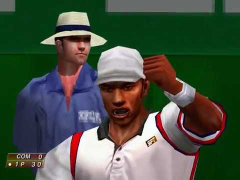 Virtua Tennis (Arcade Mode: Shyam Singh) (Hitmaker, Strangelite) (Windows) [2002] PC Longplay