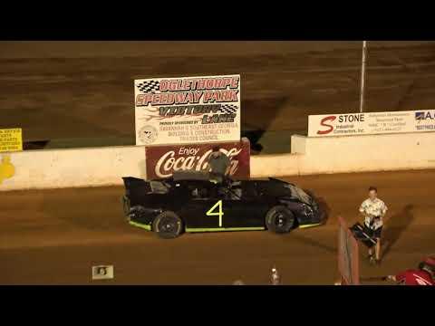 05/28/21 Road Warrior Feature Races - Oglethorpe Speedway Park - dirt track racing video image