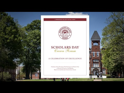 Scholars Day - Crown Forum 2021